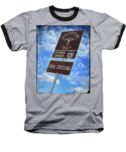 Sign On The Trail Baseball T-Shirt