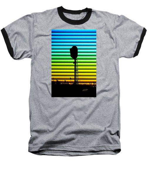 Signal At Dusk Baseball T-Shirt