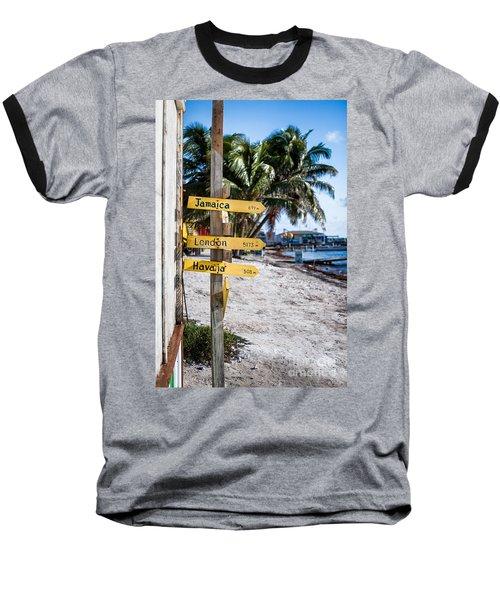 Signs Baseball T-Shirt