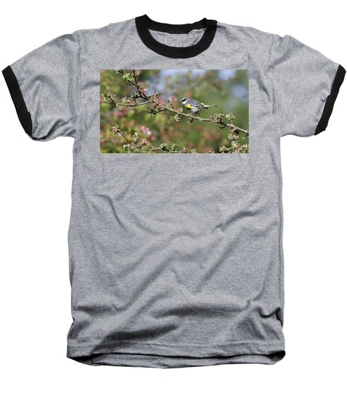 Baseball T-Shirt featuring the photograph Signs Of Spring by Stephen Flint