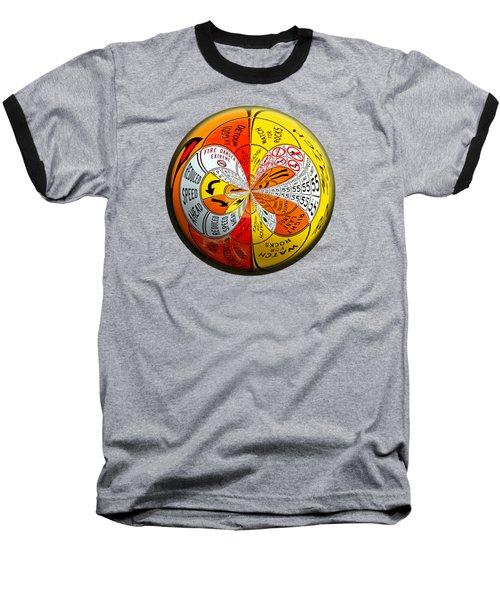 Signs Orbit Baseball T-Shirt
