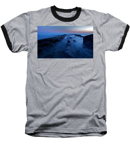 Baseball T-Shirt featuring the photograph Silence by Evgeny Vasenev