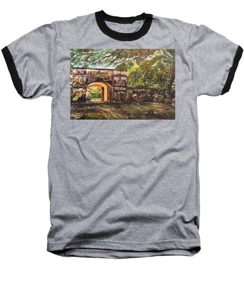 Silence Is Golden Baseball T-Shirt