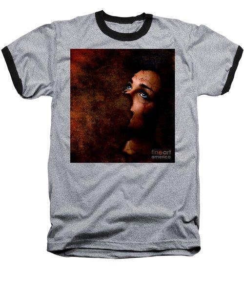 Silenced Baseball T-Shirt