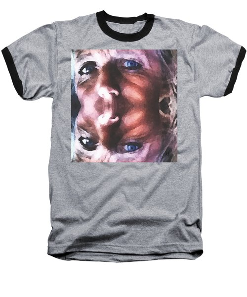 Silenced Baseball T-Shirt