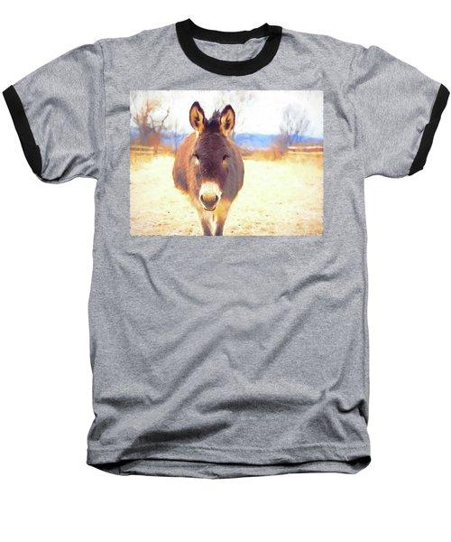 Silent Approach Baseball T-Shirt