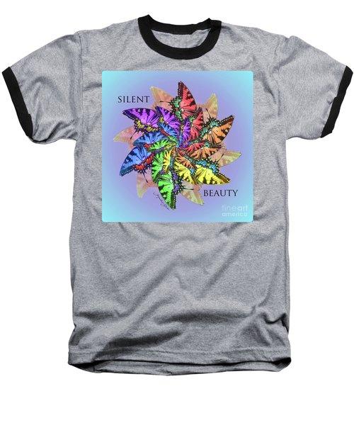 Silent Beauty Baseball T-Shirt