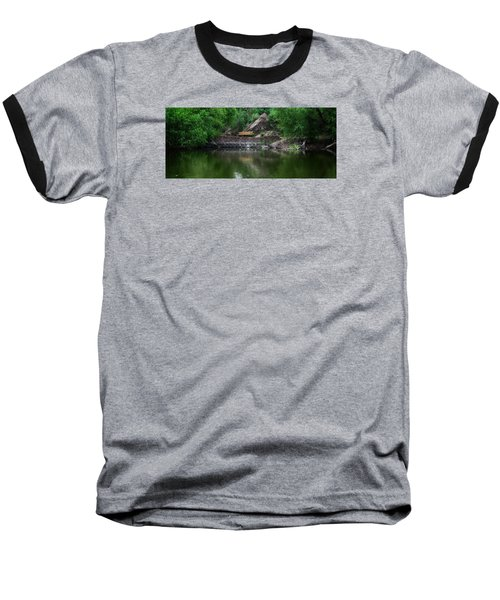 Silent Company Baseball T-Shirt