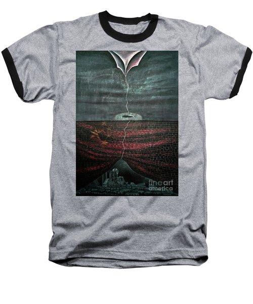 Silent Echo Baseball T-Shirt