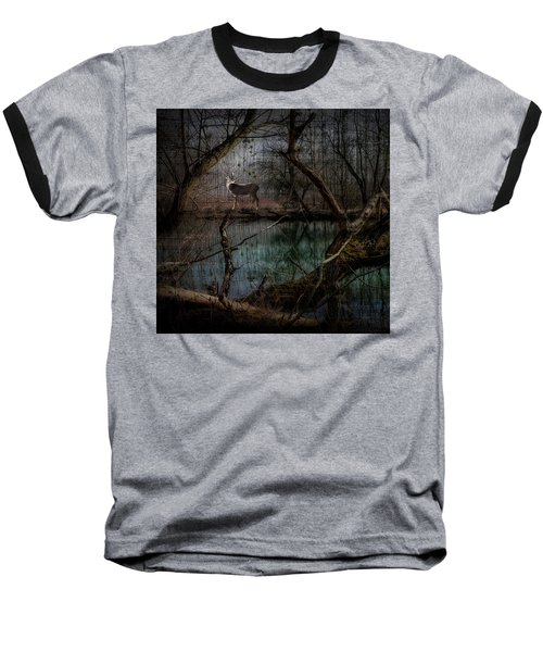 Silent Forest Baseball T-Shirt