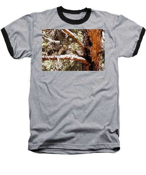 Silent Hunter Baseball T-Shirt
