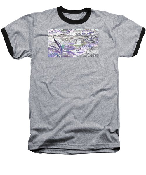 Baseball T-Shirt featuring the photograph Silent Journey by Mike Breau