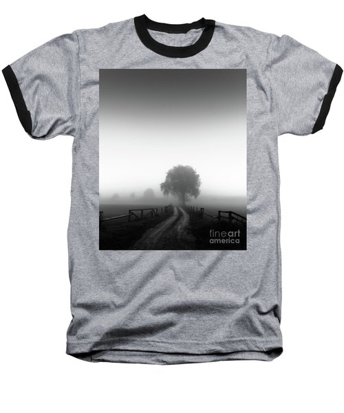 Silent Morning  Baseball T-Shirt