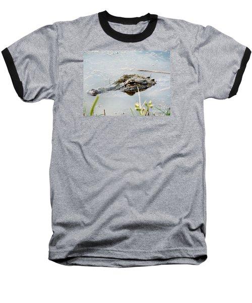 Silent Predator Baseball T-Shirt