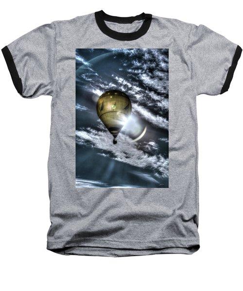 Silent Ride Baseball T-Shirt