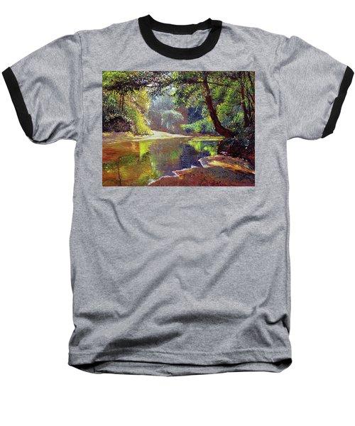 Silent River Baseball T-Shirt