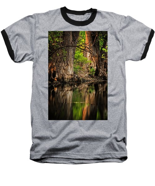 Silent River Baseball T-Shirt