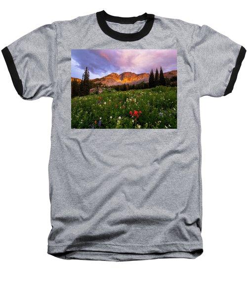 Silent Stirrings Baseball T-Shirt