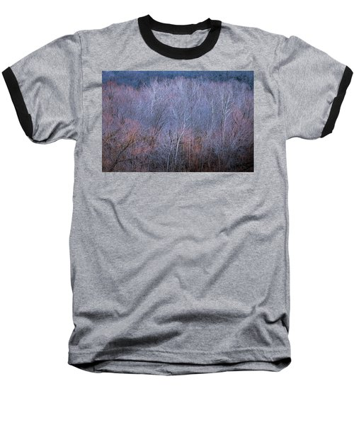 Silent Trees Baseball T-Shirt
