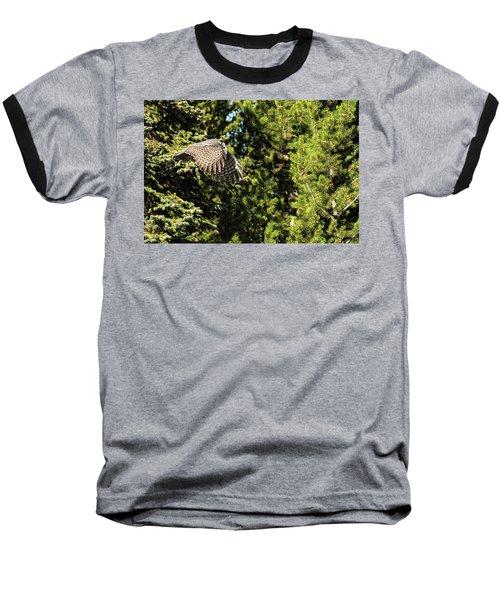 Silently Baseball T-Shirt