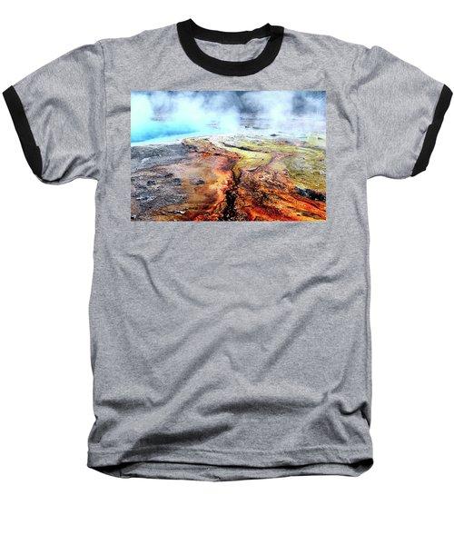 Silex Hot Springs Baseball T-Shirt