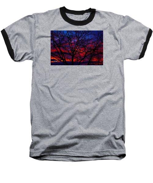 Silhouette 1 Baseball T-Shirt