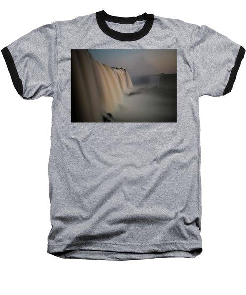 Silk Torrent Baseball T-Shirt