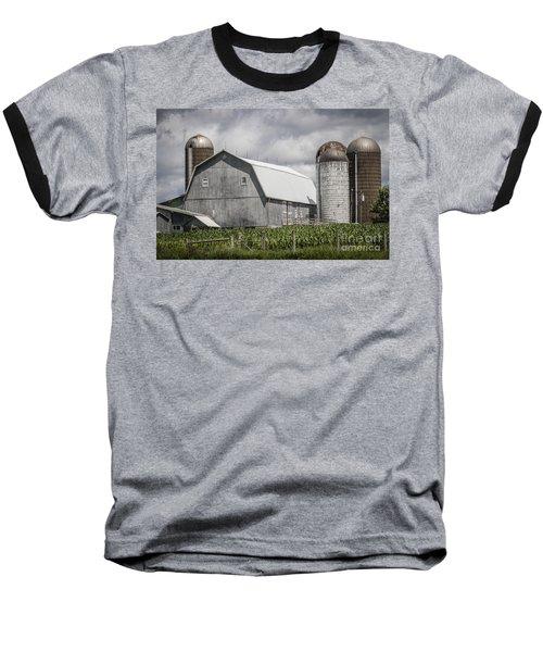Silos Standing Baseball T-Shirt