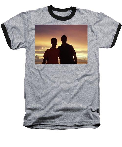Silouettes Baseball T-Shirt