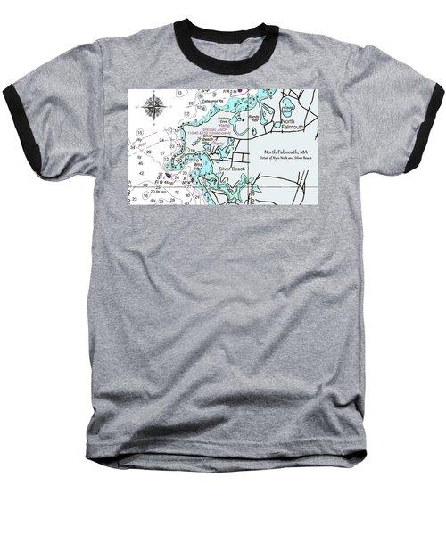 Silver Beach Baseball T-Shirt