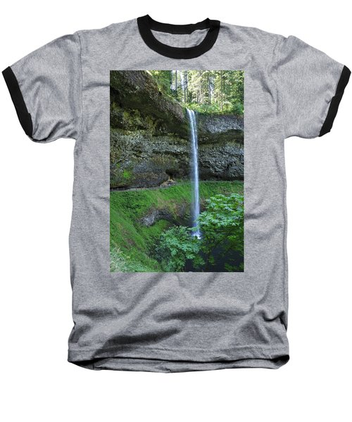 Silver Falls 2893 Baseball T-Shirt