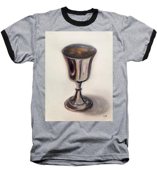 Silver Goblet Baseball T-Shirt