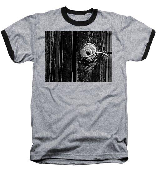 Silver Handle Baseball T-Shirt
