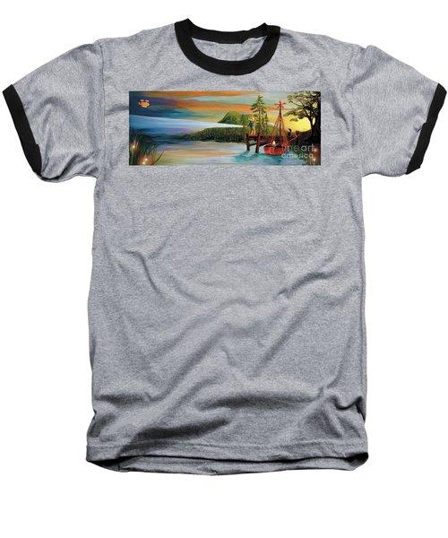 Silver Lake Baseball T-Shirt