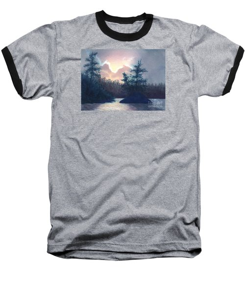 Silver Lining Baseball T-Shirt