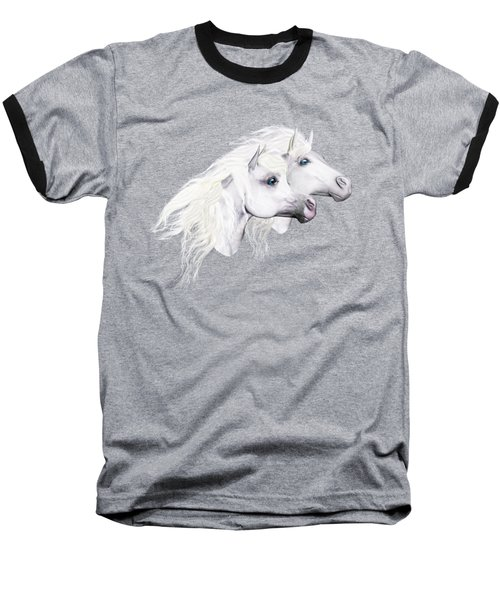 Silver Manes Baseball T-Shirt