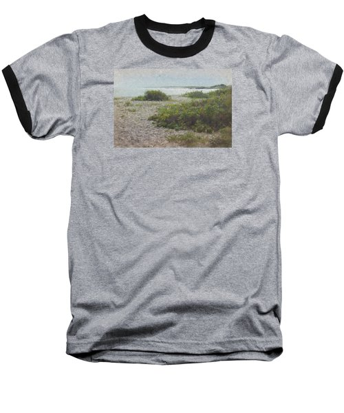 Silver Shoreline Westport Ma Baseball T-Shirt