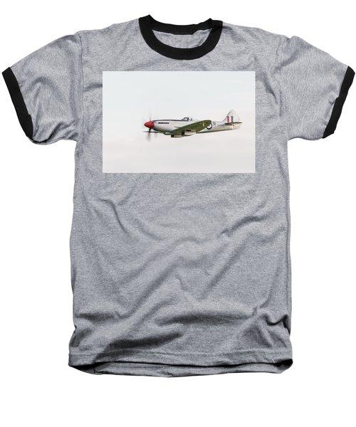 Silver Spitfire Fr Xviiie Baseball T-Shirt