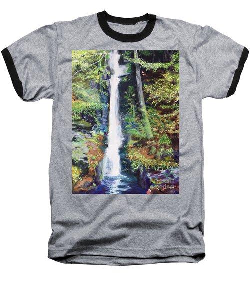 Silver Thread Falls Baseball T-Shirt
