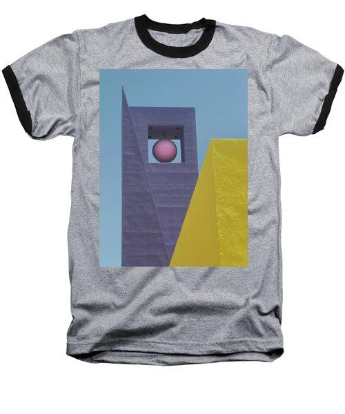 Similar Shapes Different Colors Baseball T-Shirt