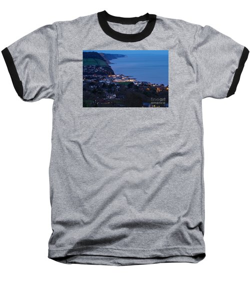 Baseball T-Shirt featuring the photograph Simouth From A High. by Gary Bridger