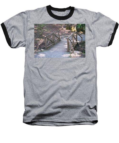 Simple Bridge Baseball T-Shirt