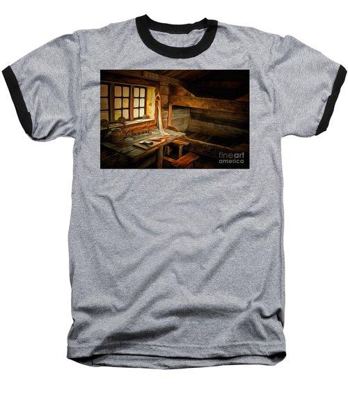 Simple Life Baseball T-Shirt