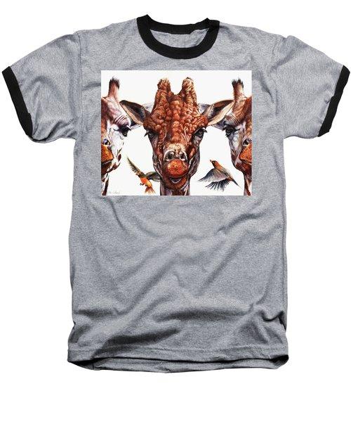 Simple Minds Baseball T-Shirt
