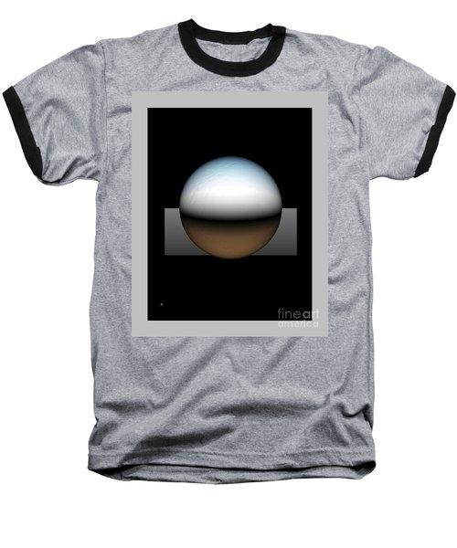 Simplicity 25 Baseball T-Shirt by John Krakora