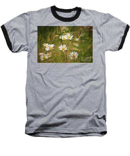 Simplicity Baseball T-Shirt by Sheila Ping