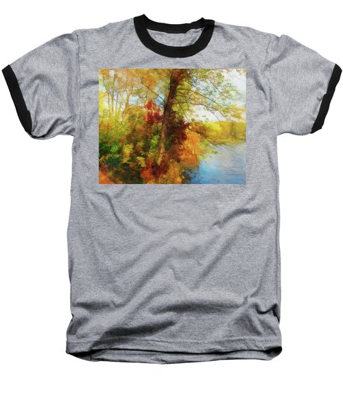 Simply Autumn Baseball T-Shirt
