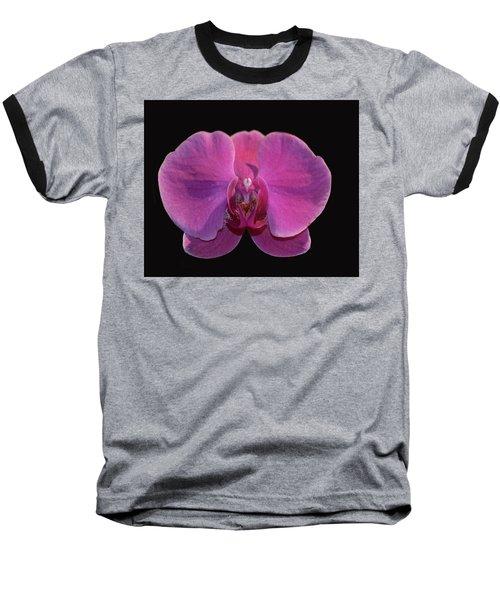 Simply Orchids Baseball T-Shirt