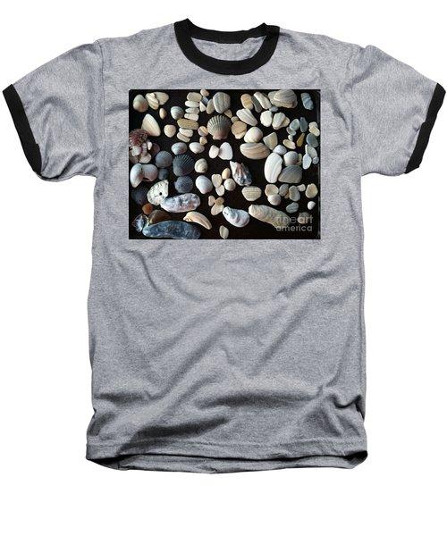 Simply Seashells Baseball T-Shirt
