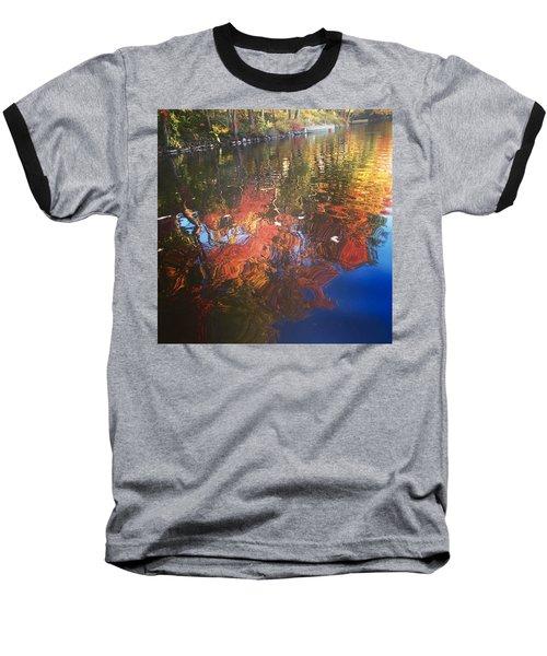 Simply Sensations Seasonal Swirls Baseball T-Shirt
